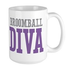 Broomball DIVA Mug