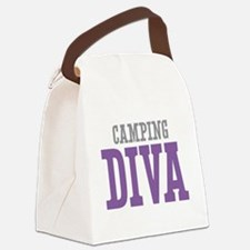 Camping DIVA Canvas Lunch Bag