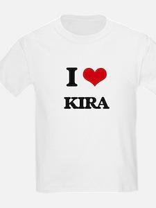 I Love Kira T-Shirt