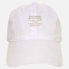 ENGINEER6 Baseball Baseball Cap