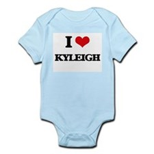 I Love Kyleigh Body Suit