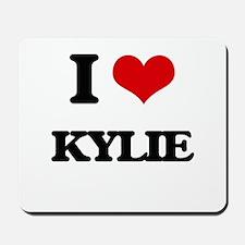 I Love Kylie Mousepad