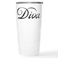 Cute Diva Travel Mug