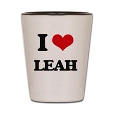 Cute Leah Shot Glass