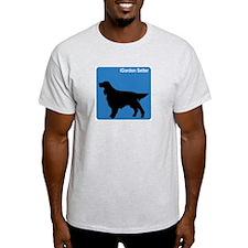 Gordon Setter (clean blue) T-Shirt