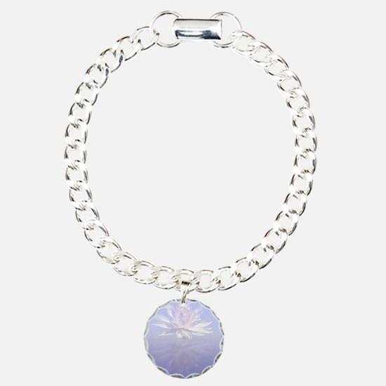 Lotus Flower Reflected Bracelet