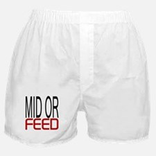 Mid Or Feed Boxer Shorts