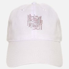 Names Of God Baseball Baseball Cap