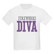 Fireworks DIVA T-Shirt