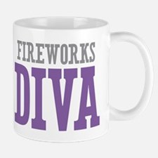 Fireworks DIVA Mug