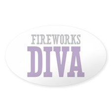 Fireworks DIVA Decal