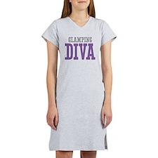 Glamping DIVA Women's Nightshirt