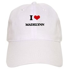 I Love Madelynn Baseball Cap