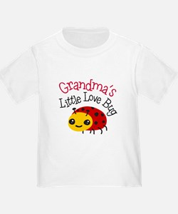 Grandma's Little Love Bug T-Shirt