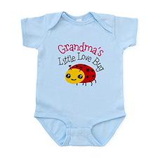 Grandma's Little Love Bug Body Suit