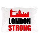London strong Pillow Cases