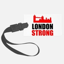 London Strong Luggage Tag