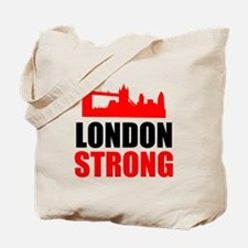 London Strong Tote Bag