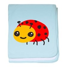 Love Bug baby blanket