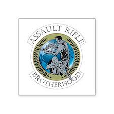 Assault Rifle Brotherhood Sticker