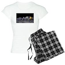 moon base Pajamas