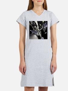 space elevator Women's Nightshirt