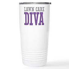 Lawn Care DIVA Travel Mug