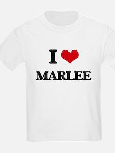 I Love Marlee T-Shirt