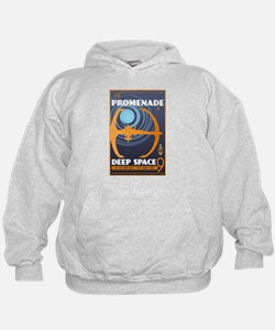 The Promenade at DS9 Hoodie