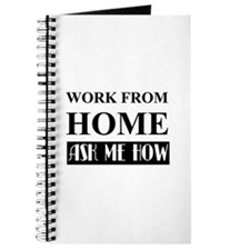 Work From Home Bw Journal
