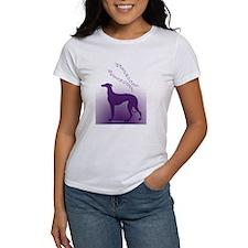 """""""Gazehound"""" and Greyhound Tee"""