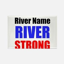 River Strong Magnets