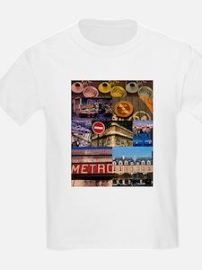 Paris Collage T-Shirt