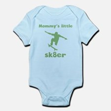 Mommys Little Sk8ter Body Suit