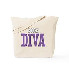 Bocce DIVA Tote Bag