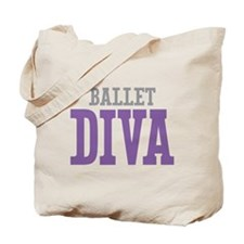 Ballet DIVA Tote Bag