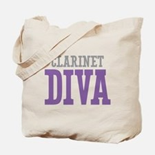 Clarinet DIVA Tote Bag