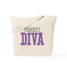 Crochet DIVA Tote Bag