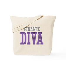 Finance DIVA Tote Bag