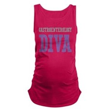 Gastroenterology DIVA Maternity Tank Top