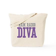 Ham Radio DIVA Tote Bag
