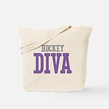 Hockey DIVA Tote Bag