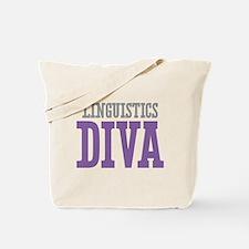 Linguistics DIVA Tote Bag