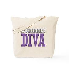 Programming DIVA Tote Bag