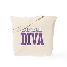 Paintball DIVA Tote Bag