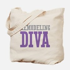 Remodeling DIVA Tote Bag