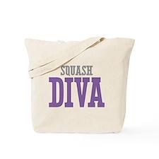 Squash DIVA Tote Bag