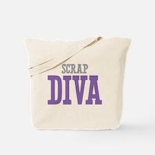 Scrap DIVA Tote Bag