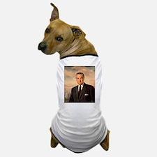 lyndon baines johnsn Dog T-Shirt