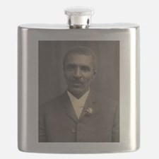 george,washington,carver Flask